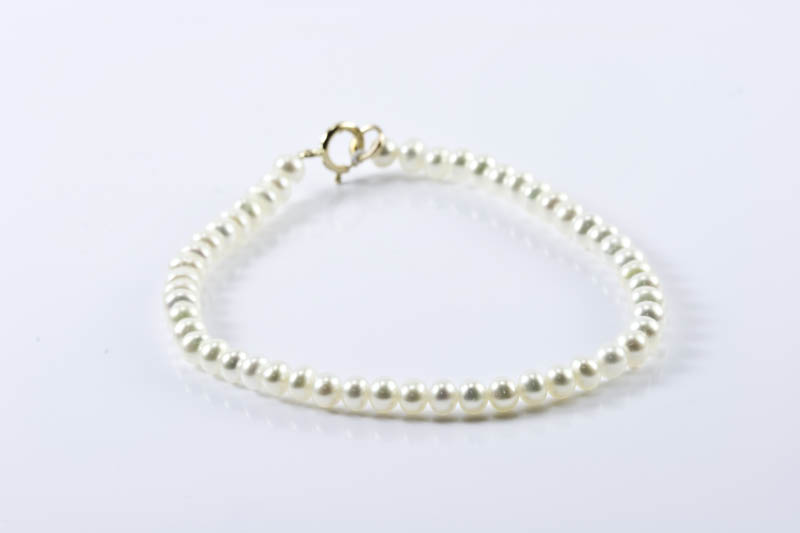 Children's Pearl Bracelet(Corn Shaped)
